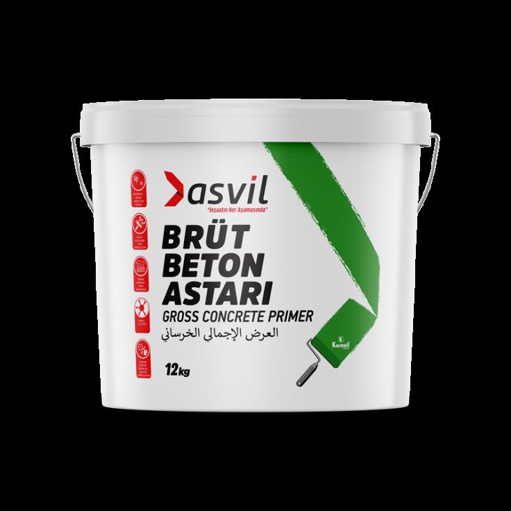 Asvil Gross Concrete Primer